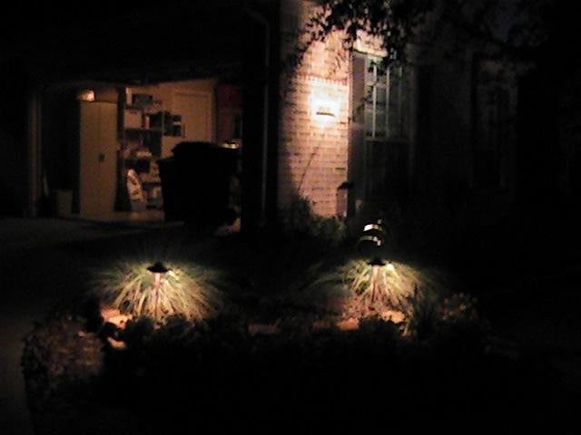 Outdoor Lighting, Low Voltage Lighting Houston ...